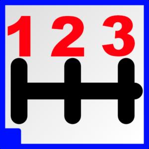 Zahlenstrahl App für Openboard