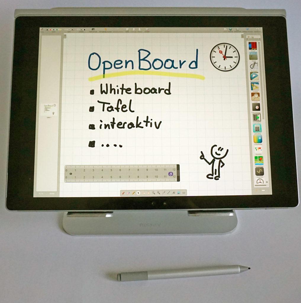 Openboard Foto