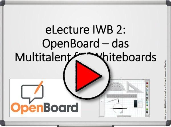 Webinar OpenBoard