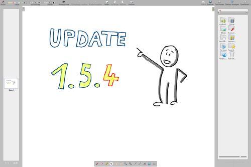 Openboard 1.5.4